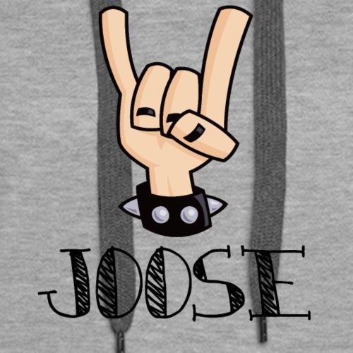 JOOSE HORNS - Women's Premium Hoodie