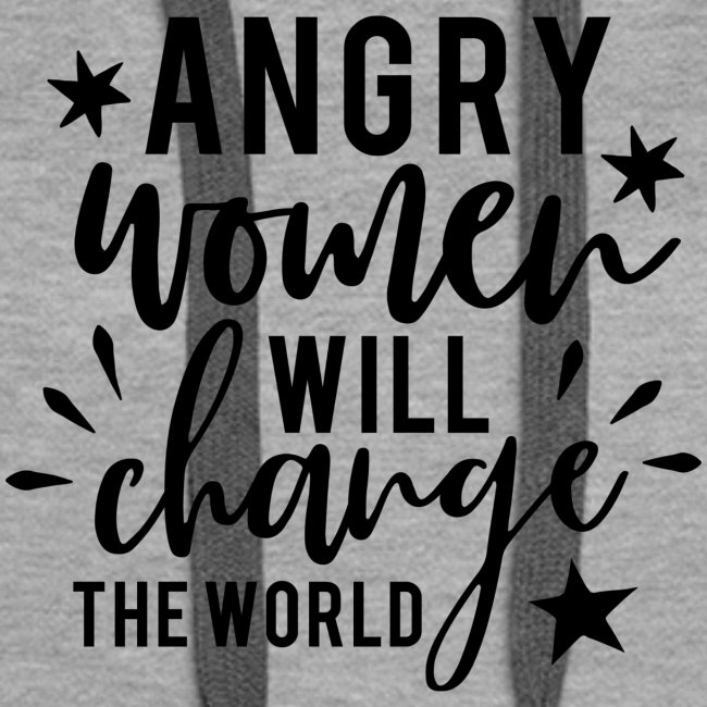 angry women