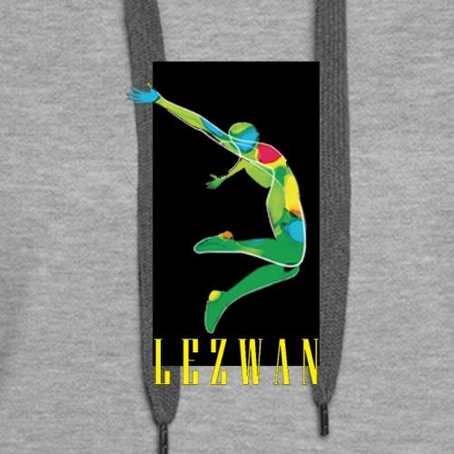 lezwan - Women's Premium Hoodie