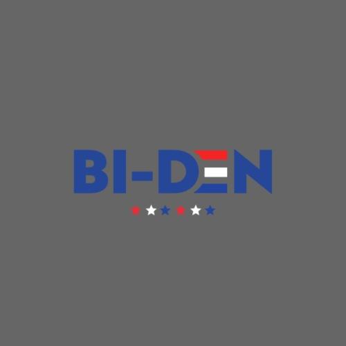 Bi-Den, Funny Political Pun - Women's Premium Hoodie