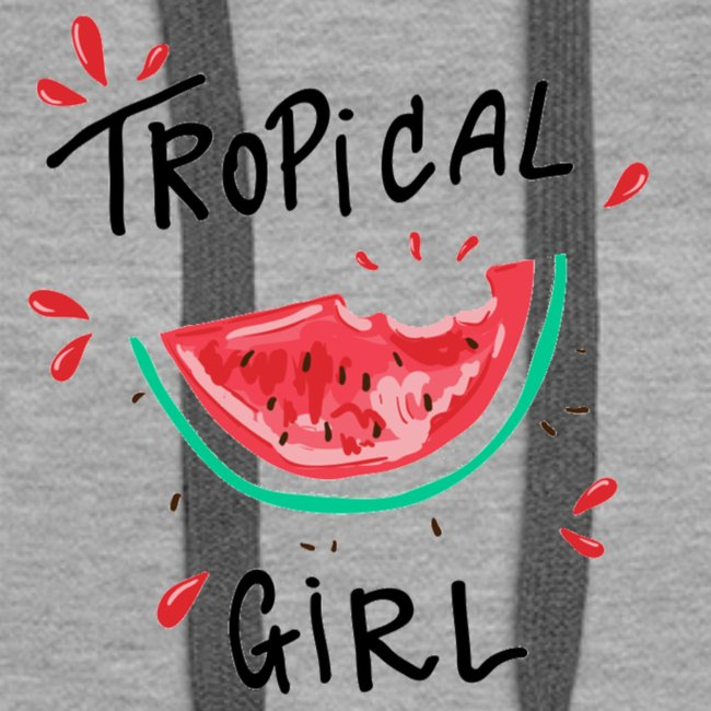 Tropical girl