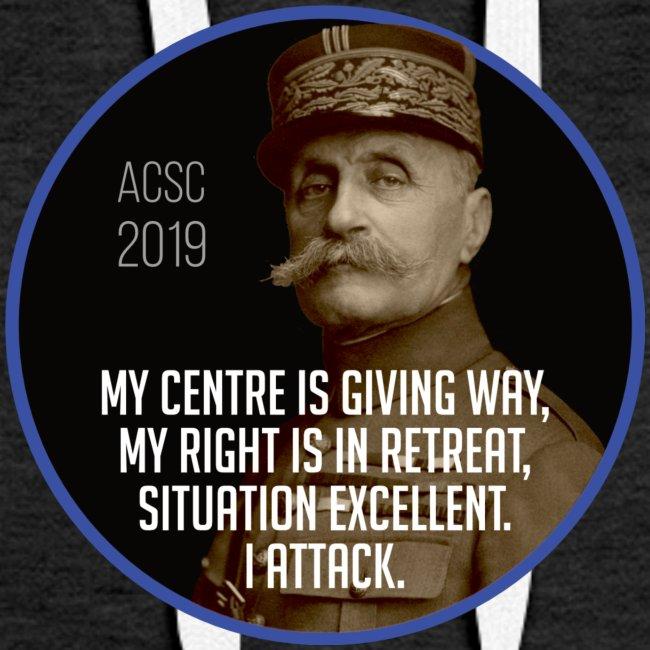 Foch: I Attack