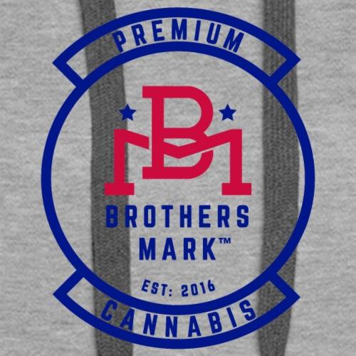 Blue Brothers Mark - Women's Premium Hoodie
