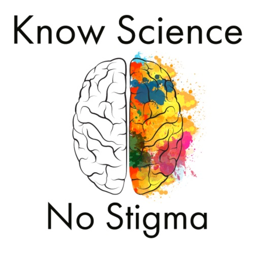 Know Science No Stigma - Women's Premium Hoodie