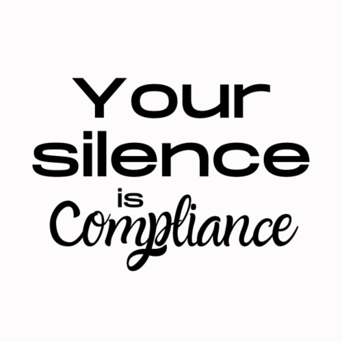 Your Silence is Compliance - Women's Premium Hoodie