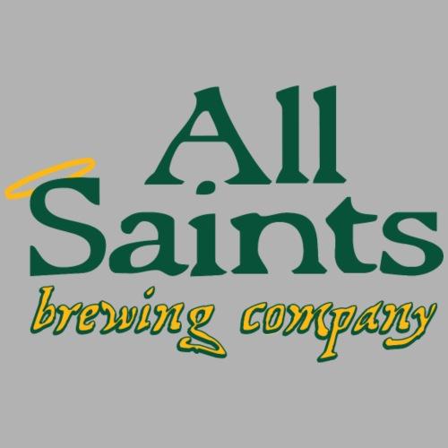 All Saints Logo Full Color - Women's Premium Hoodie