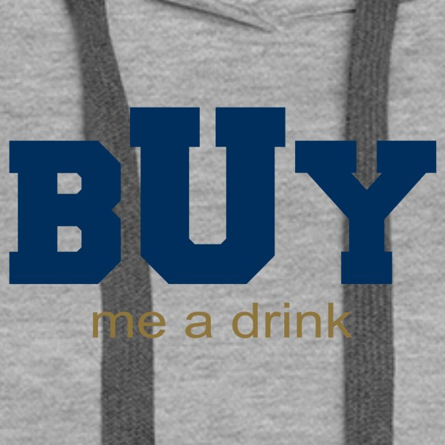 BUY me a drink blue logo