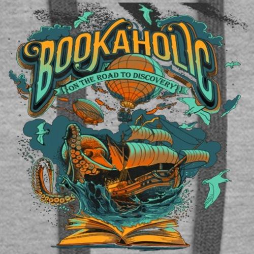 Bookaholic - Women's Premium Hoodie
