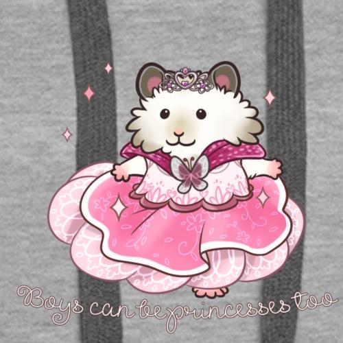 Boys can be Princesses Too! - Women's Premium Hoodie