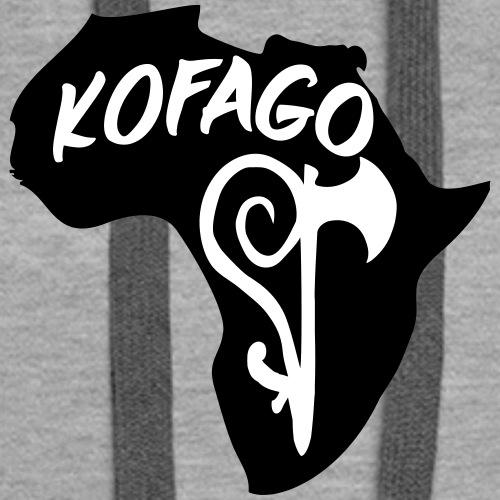 Kofago Logo - Women's Premium Hoodie