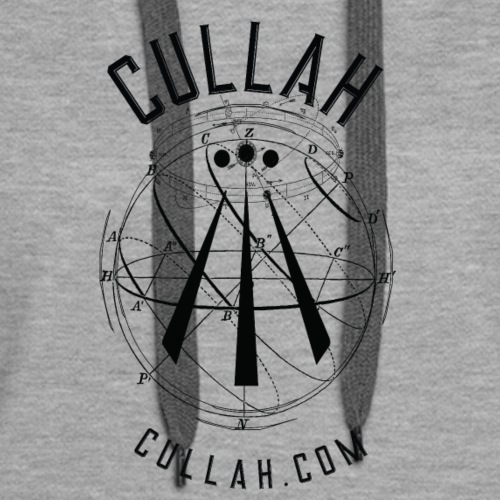 Cullah Awen Map - Women's Premium Hoodie
