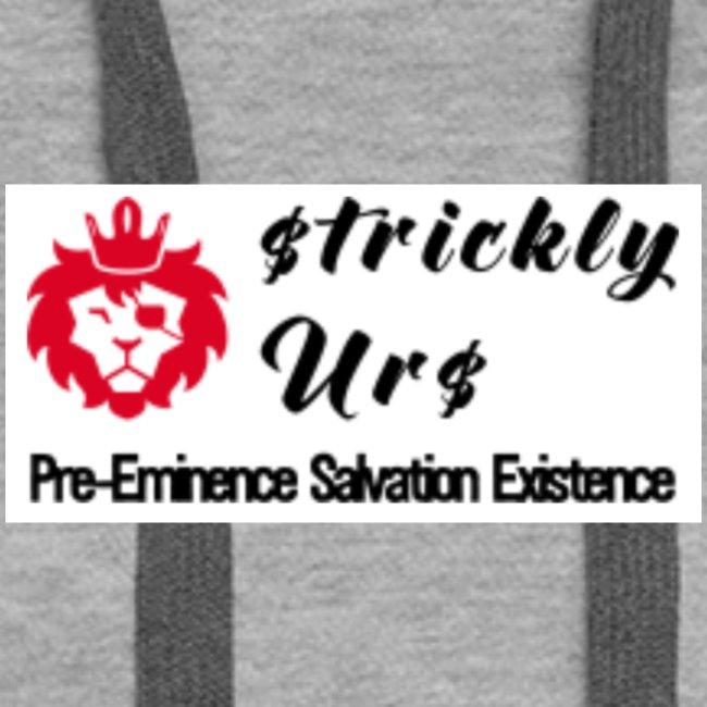 E Strictly Urs