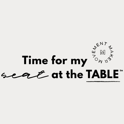 My Seat at the Table - Women's Premium Hoodie