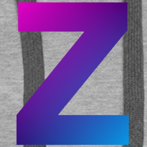 Z Classic Logo Design - Women's Premium Hoodie