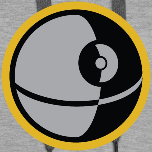 Death Star Explorer Badge - Women's Premium Hoodie