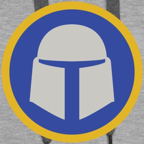 Mandalorian Explorer Badge - Women's Premium Hoodie