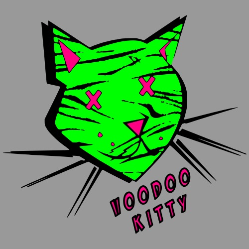 Voodoo Kitty - Women's Premium Hoodie