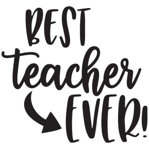 Best Teacher Ever - Women's Premium Hoodie
