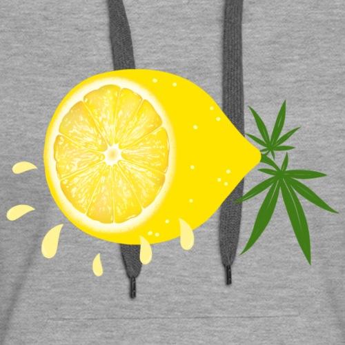 Lemon Haze - Women's Premium Hoodie