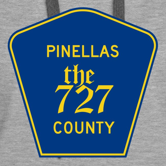 Pinellas the727 County tee