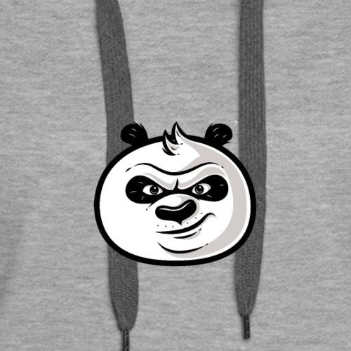 Panda Face - Women's Premium Hoodie
