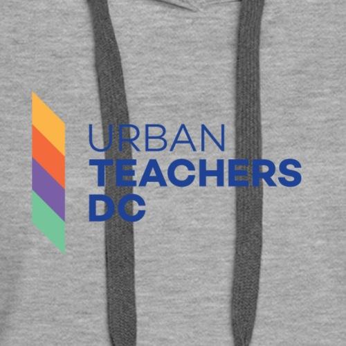 Urban Teachers DC - Women's Premium Hoodie