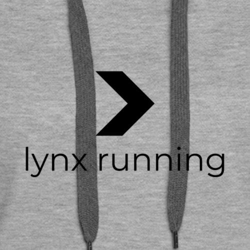 Lynx Running - Women's Premium Hoodie