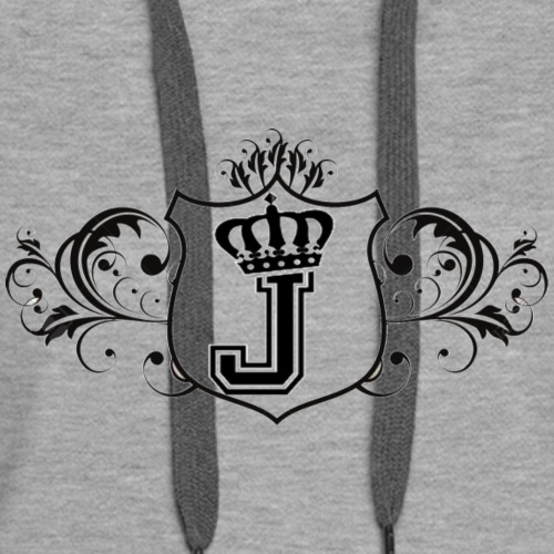 letter j - Women's Premium Hoodie