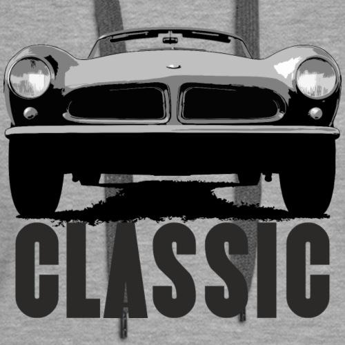 Classic car - Women's Premium Hoodie