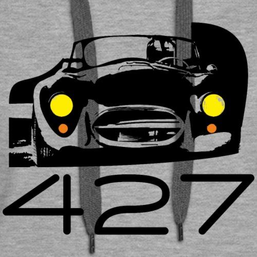 Classic Cobra 427 - Women's Premium Hoodie