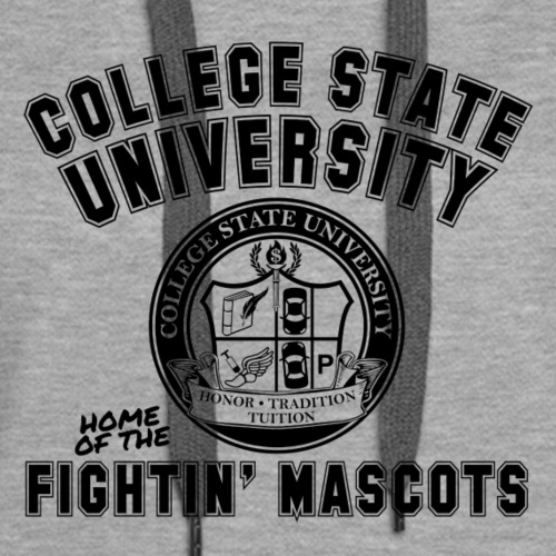 College State University - Women's Premium Hoodie