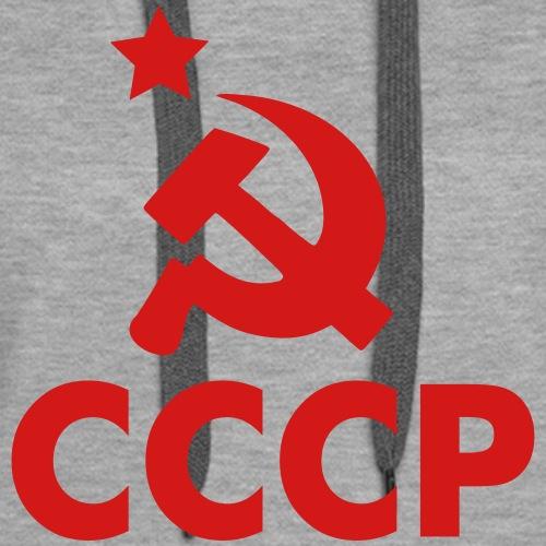 CCCP - Women's Premium Hoodie