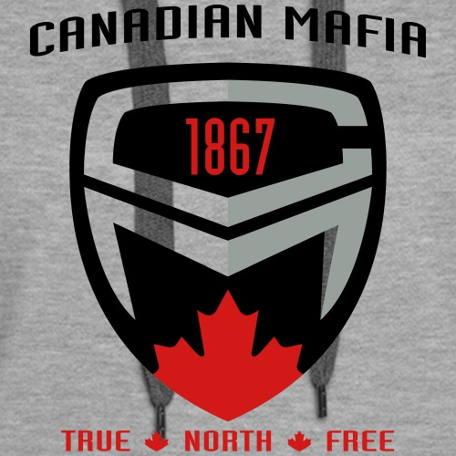 Canadian Mafia - Women's Premium Hoodie
