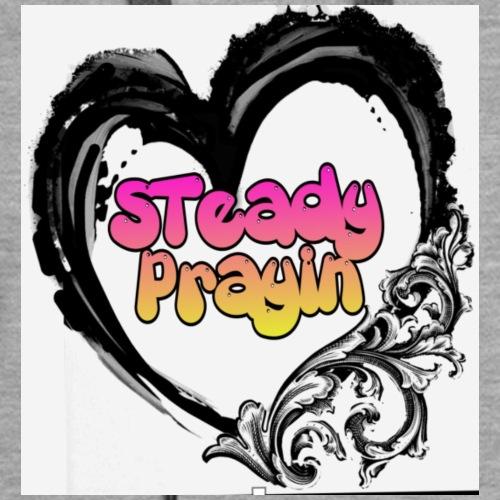 Steady Praying - Women's Premium Hoodie