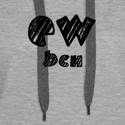 EW! BCH! - Women's Premium Hoodie