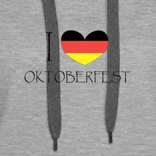 Oktoberfest Octoberfest Germany Munich Beer - Women's Premium Hoodie