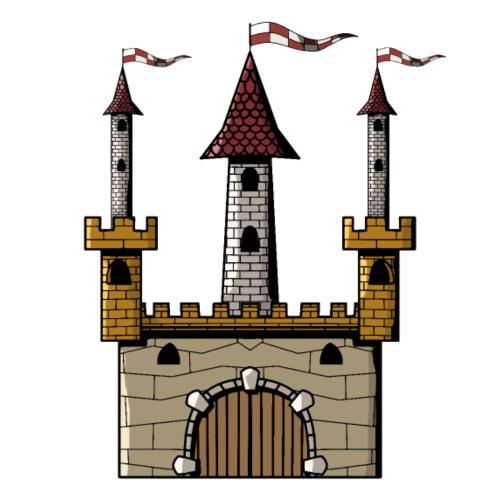 Medieval Castle - Women's Premium Hoodie