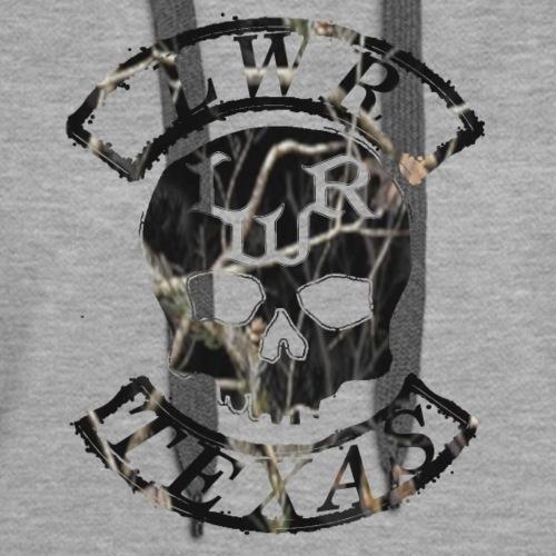 LWR Black Camo Rockers - Women's Premium Hoodie