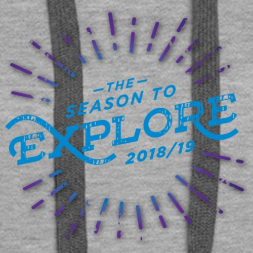 Explore logo 01 - Women's Premium Hoodie