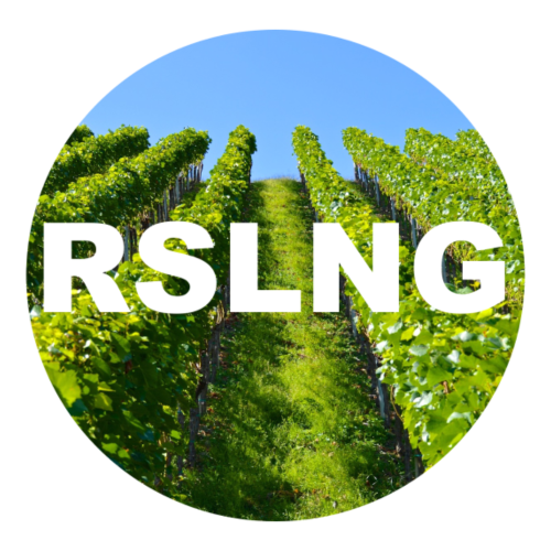 RSLNG - Riesling vineyard - Women's Premium Hoodie