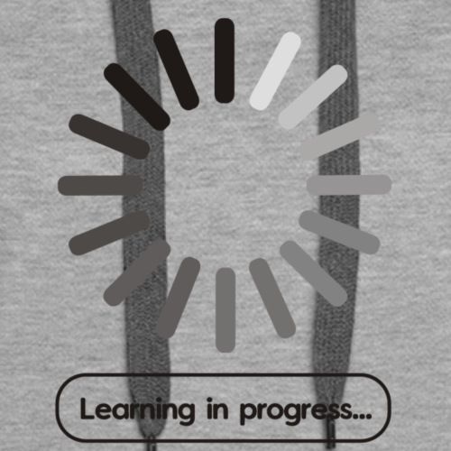 Learning in progress - Women's Premium Hoodie