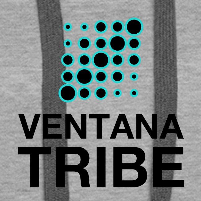 Ventana Tribe Black Logo