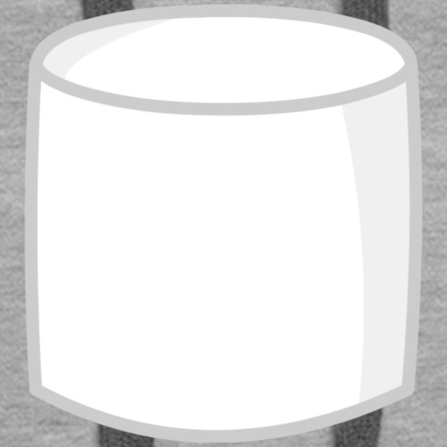 Marshmallow Body Blabla - Women's Premium Hoodie
