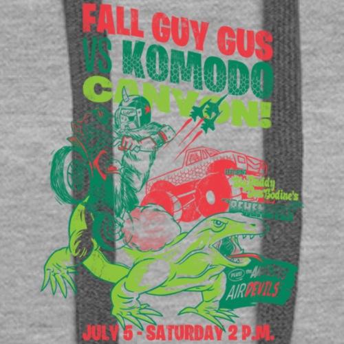 Komodo Canyon T Shirt - Women's Premium Hoodie