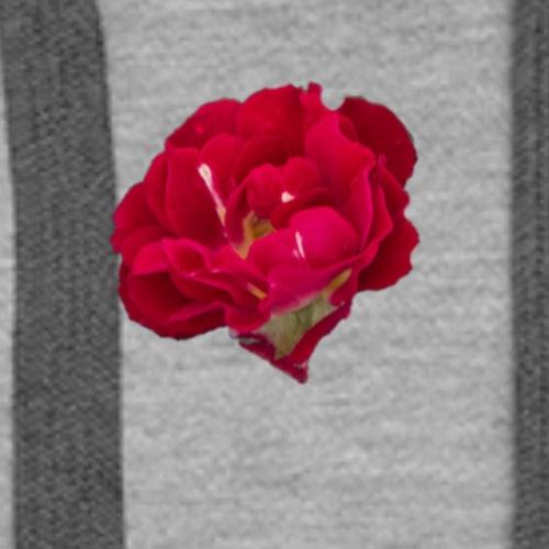 Rose box logo tee - Women's Premium Hoodie