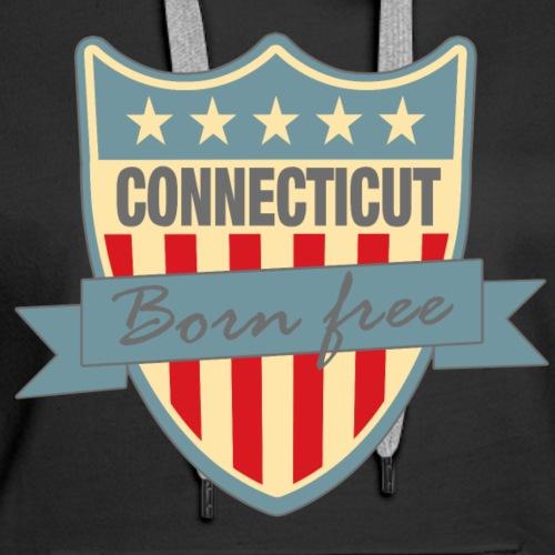 Connecticut Ramirez - Women's Premium Hoodie
