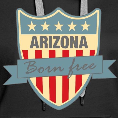 Arizona Ramirez - Women's Premium Hoodie