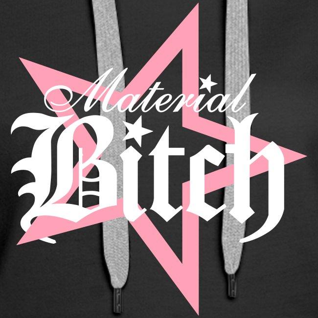 Material Bitch Logo