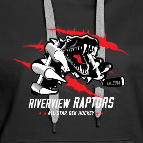 2019 Riverview Raptors All-Stars - Women's Premium Hoodie