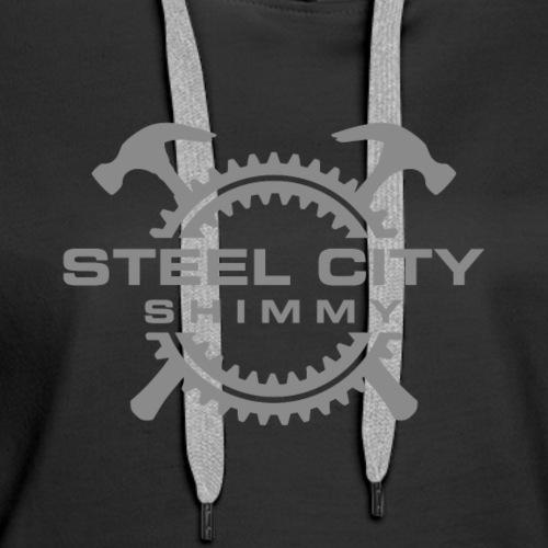Steel City Shimmy - Women's Premium Hoodie